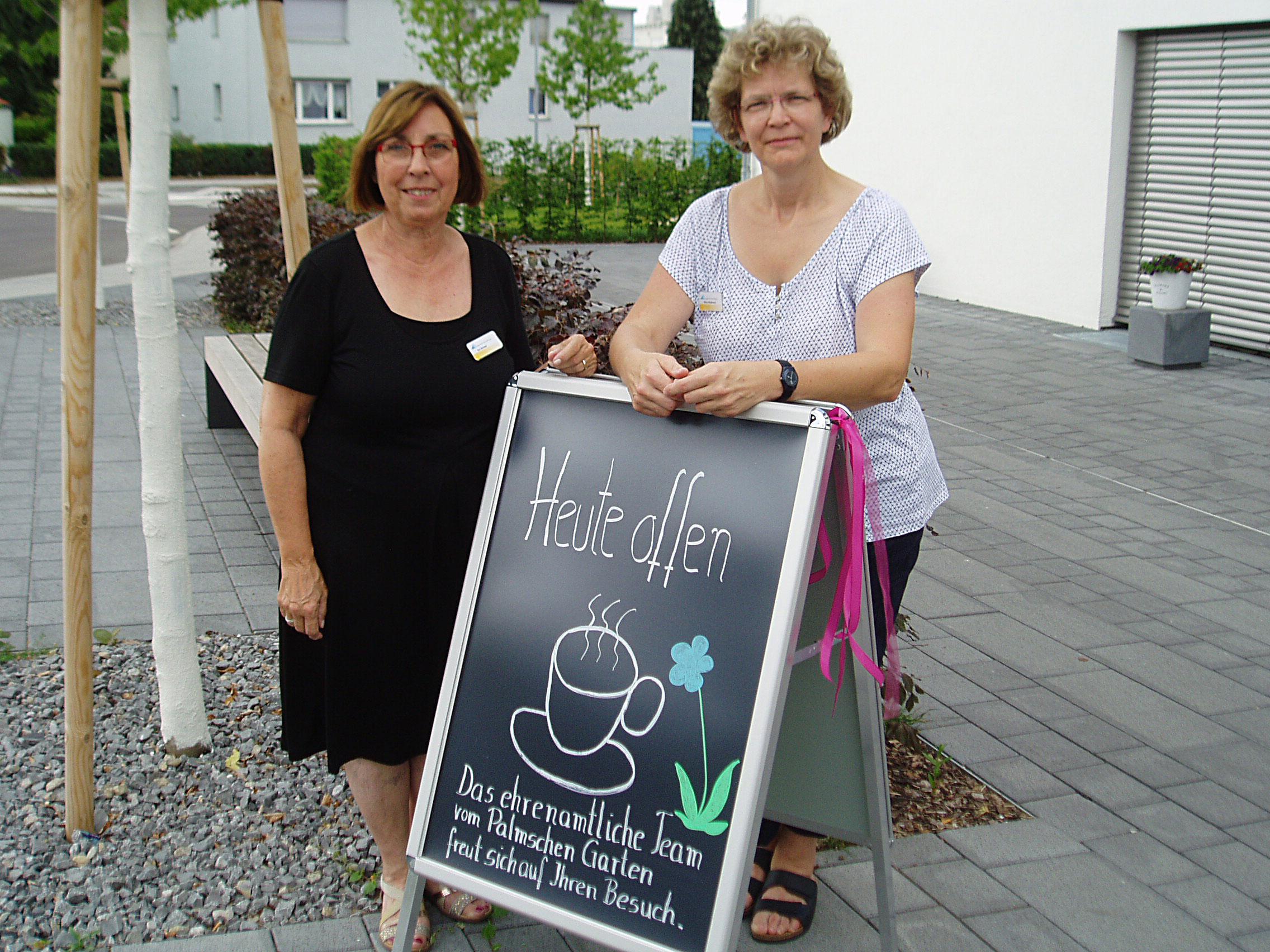 Das Cafe Im Palmschen Garten Altenhilfe Plochingen Altbach Deizisau E V